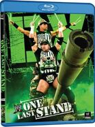 One Last Stand DVD cover
