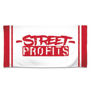 Street Profits Profits Are Up Beach Towel