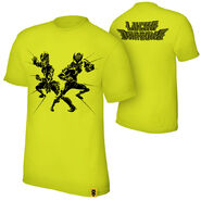 Sin Cara & Kalisto Lucha Dragons Authentic T-Shirt