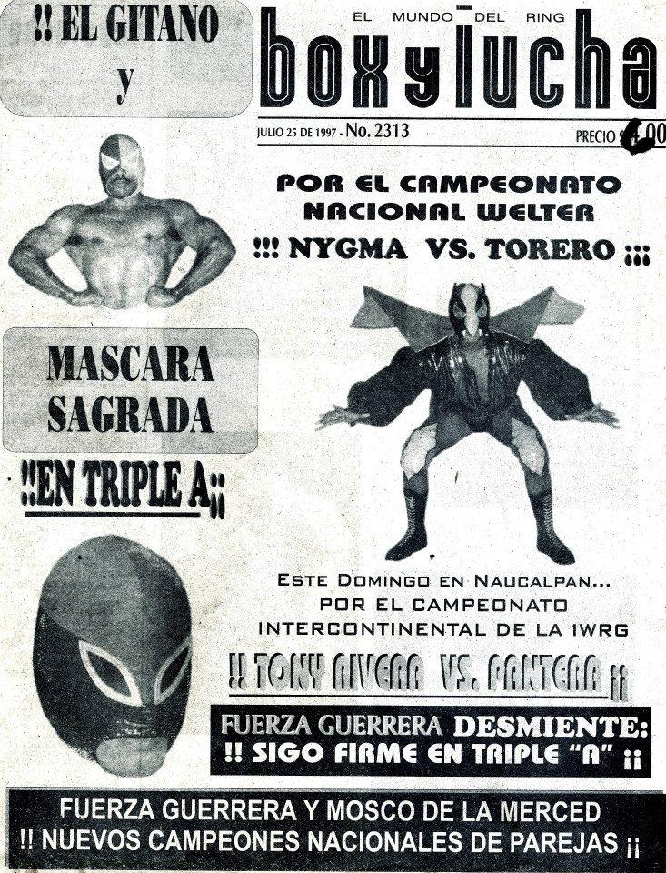 Box y Lucha 2313