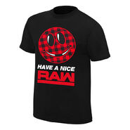 Mick Foley Have A Nice Raw GM Youth T-Shirt