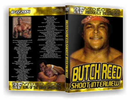 Shoot with Butch Reed