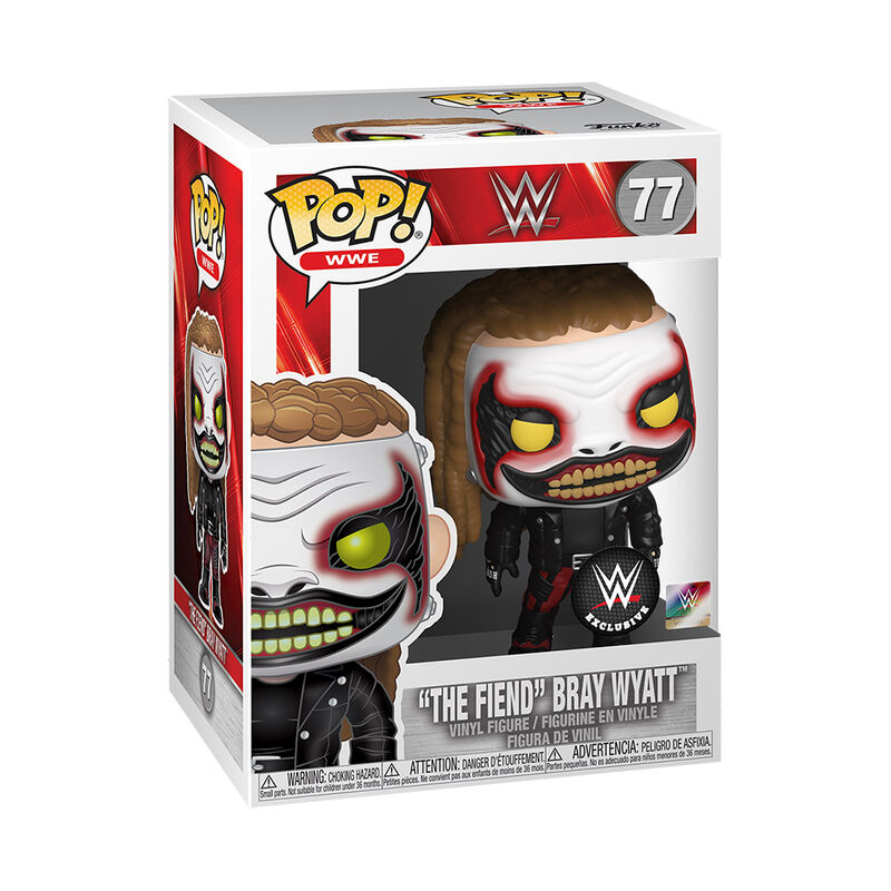 """The Fiend"" Bray Wyatt Pop! Vinyl Figure"