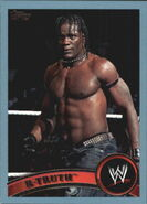 2011 WWE (Topps) R-Truth 60