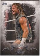 2016 Topps WWE Undisputed Wrestling Cards Dolph Ziggler 12