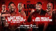 May 5, 2021 AEW Dynamite Match 4