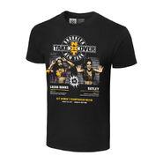 NXT TakeOver 2015 Sasha Banks vs. Bayley Matchup T-Shirt