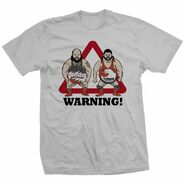 Natural Disasters Caricature T-Shirt