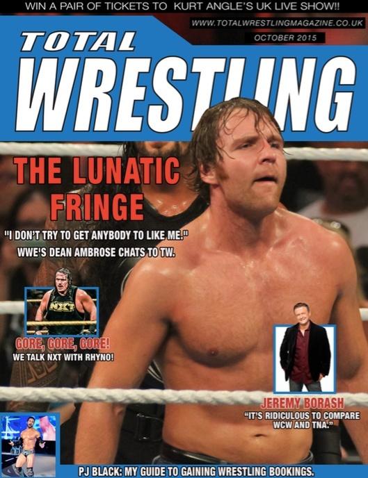 Total Wrestling - October 2015