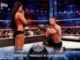 2018 WWE Road to WrestleMania Trading Cards (Topps) John Cena (No.80)