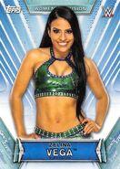 2019 WWE Women's Division (Topps) Zelina Vega 29
