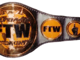 FTW World Heavyweight Championship