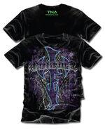 Jeff Hardy Enigma T-Shirt (Glow In The Dark)
