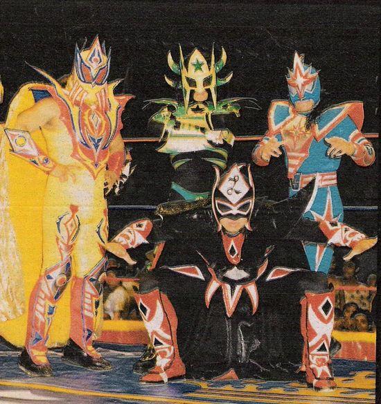 Los Cadetes Del Espacio (AAA)
