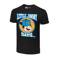 R-Truth Little Jimmy Says Retro T-Shirt