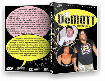 Shoot with Bill DeMott (2010)