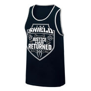 The Shield Justice Has Returned Tank Top