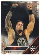 2016 WWE (Topps) Then, Now, Forever Roman Reigns 138