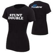Damien Mizdow Stunt Double Women's T-Shirt
