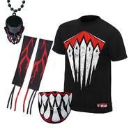 Finn Bálor Demon Arrival Halloween T-Shirt Package