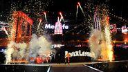 WrestleMania 29 Brock Lesnar entrance