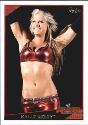 2009 WWE (Topps) Kelly Kelly (No.34)