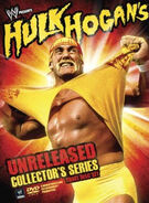 Hulk Hogan Unreleased Collector's Series DVD cover