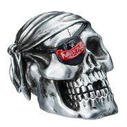 WrestleMania 36 Decorative Skull