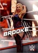 2016 WWE Divas Revolution Wrestling (Topps) Dana Brooke 20
