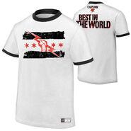CM Punk Best in the World T-Shirt