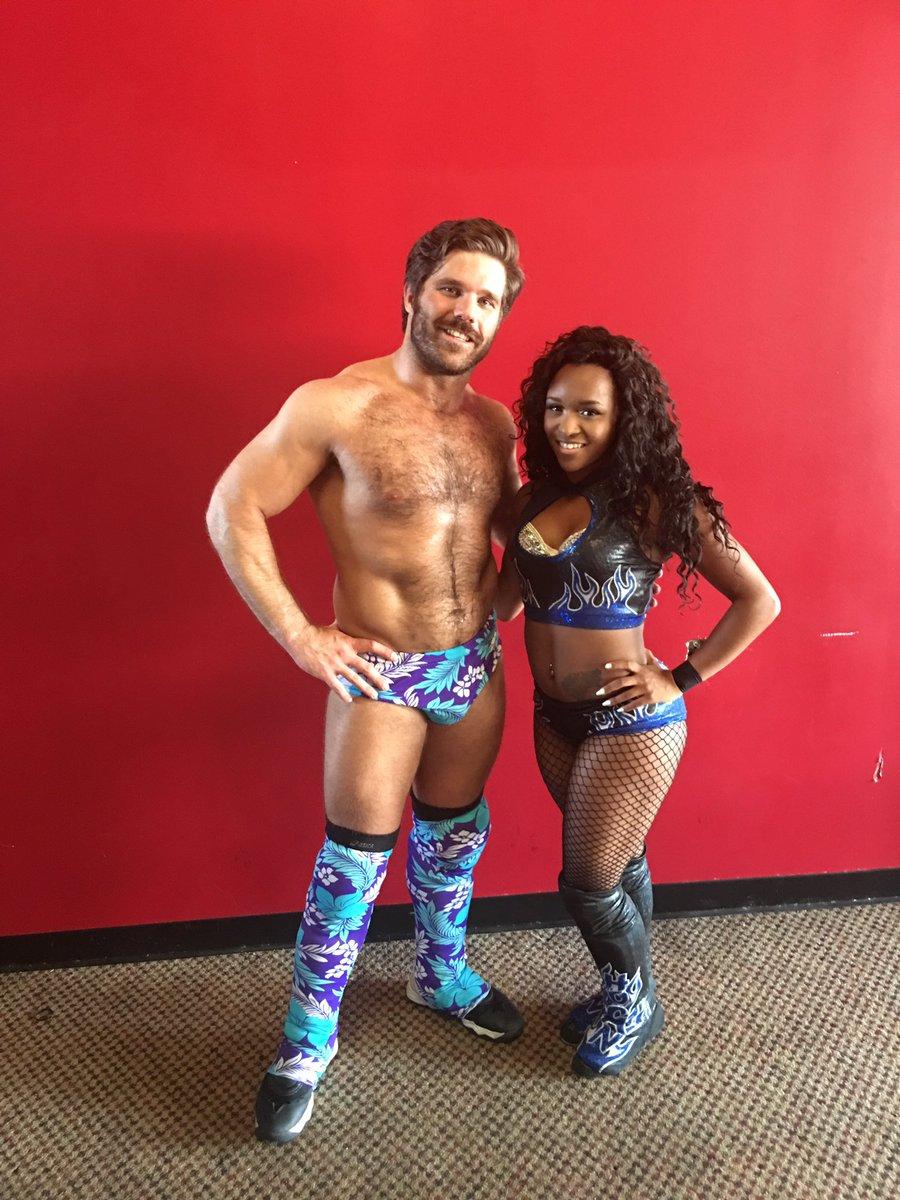 Joey Ryan & Kiera Hogan (Booty Call)
