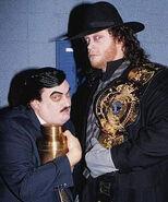 Undertaker mit Bearer