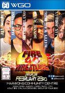 Wrestling GO Fire GO Wrestling