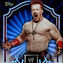 2011 Topps WWE Classic Wrestling Sheamus 61.jpg