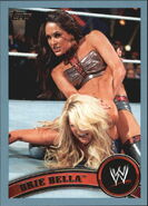 2011 WWE (Topps) Brie Bella (No.41)
