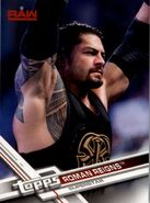 2017 WWE (Topps) Then, Now, Forever Roman Reigns 133