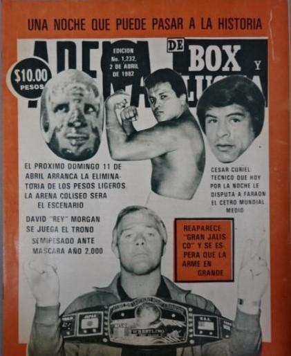 Box y Lucha 1232