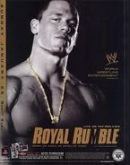 Royal Rumble 2004 Poster