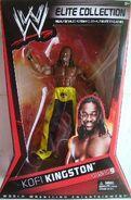 WWE Elite 9 Kofi Kingston