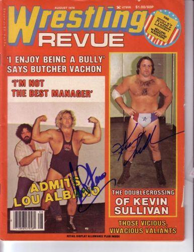 Wrestling Revue - August 1978