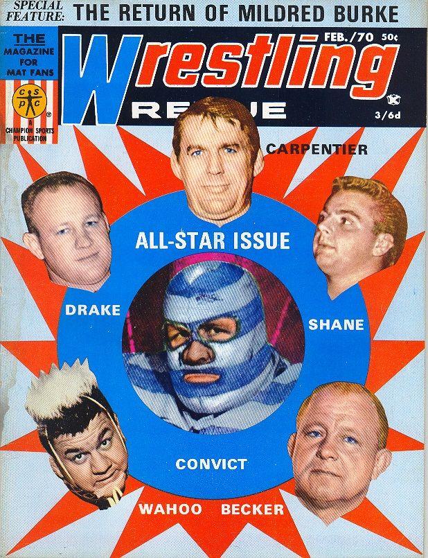 Wrestling Revue - February 1970