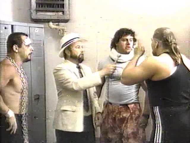 May 12, 1989 Stampede Wrestling results