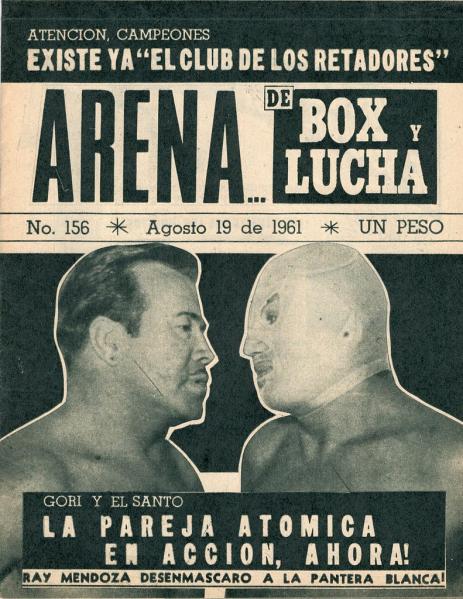 Box y Lucha 156