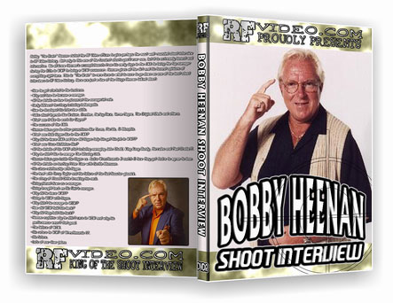 Shoot with Bobby Heenan