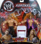 WWE Adrenaline Series 7 Jericho & Christian