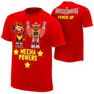 WrestleMania 31 Mecha Powers T-Shirt