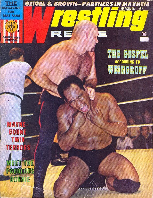 Wrestling Revue - March 1968