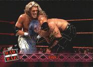 2001 WWF RAW Is War (Fleer) Edge 26