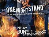 One Night Stand (2008)
