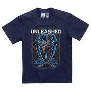 Roman Reigns Big Dog Unleashed Youth Authentic T-Shirt